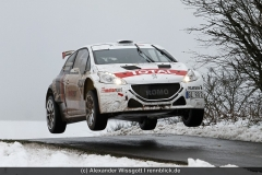 Saarland-Pfalz Rallye 2016