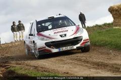 ADAC Hessen Rallye Vogelsberg 2016