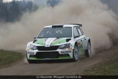 ADAC Hessen Rallye Vogelsberg 2017